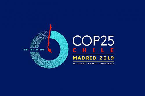 COP25 Madrid. Urheber: Ministry of the Presidency. Government of Spain